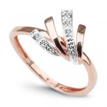 Pierścionek PXD1888R (Złoto, Diament)