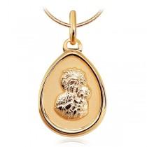 Medalik WZX4887 (Złoto)
