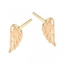 Kolczyki złote skrzydła KXX5455