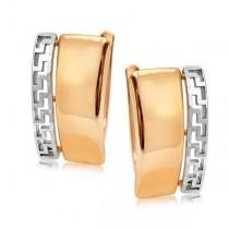 Kolczyki złote KXC5495