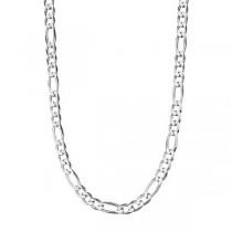 Srebrny łańcuszek 45cm